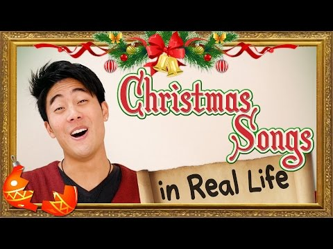 Thumbnail: Christmas Songs In Real Life!