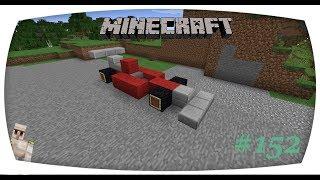 Let's Play Minecraft Formel 1 Auto #152 - ! - [Gameplay Deutsch ]
