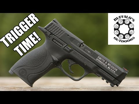 M&P 22 Trigger Time! 1 Year later...