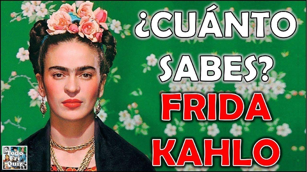 Quiz Frida