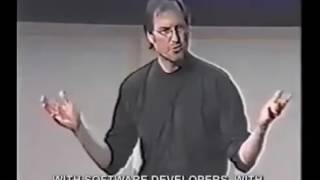 Steve Jobs   Crazy ones speech with real subtitles
