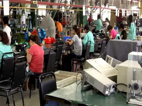 Cable Assemblies - Meridian Cable Factory Tour.wmv