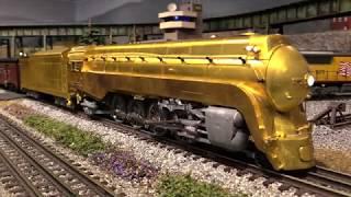 Lionel Brass Hybrid N&W K2 Sneak Peek