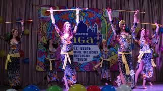 Танцевальный центр фаворит Саиди 1-е место.