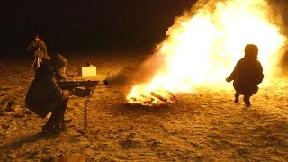 Making A Flamethrower from FLOUR?