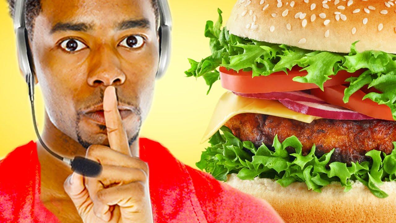 15 Secrets McDonaldu0027s Employees Wonu0027t Tell You   YouTube