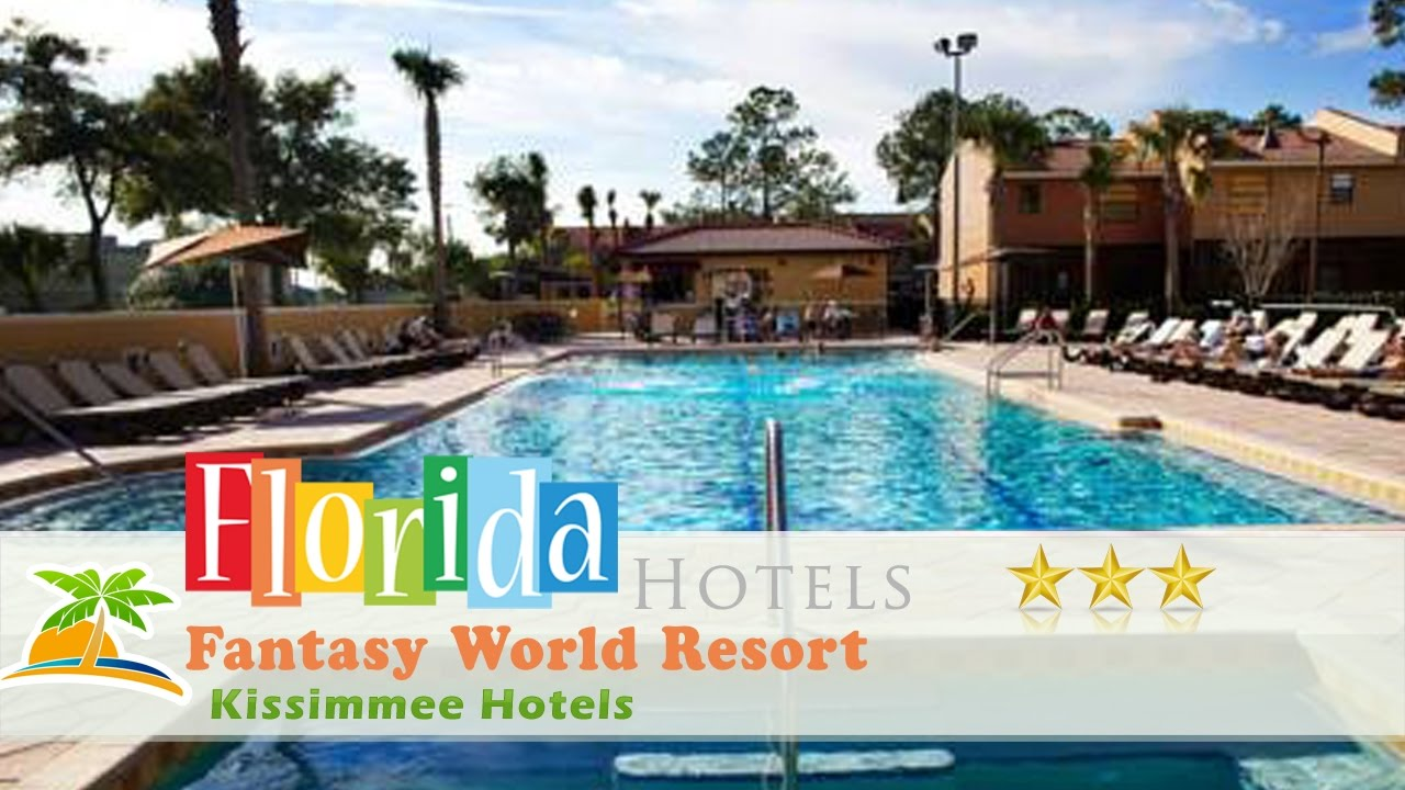 Fantasy World Resort Kissimmee Hotels Florida
