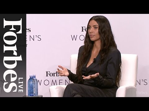 Kim Kardashian West Shares The Secrets To Her Social Media Success | Forbes Live