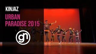 Kinjaz | Urban Paradise 2015 [Official Front Row 4K]