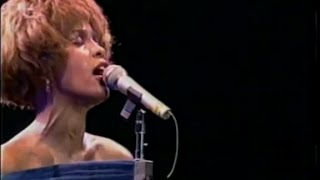 Whitney Houston - Greatest Love Of All (Live in Japan 1991)
