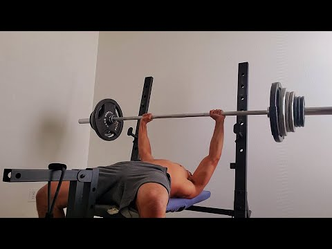 Bench Workout for Strength