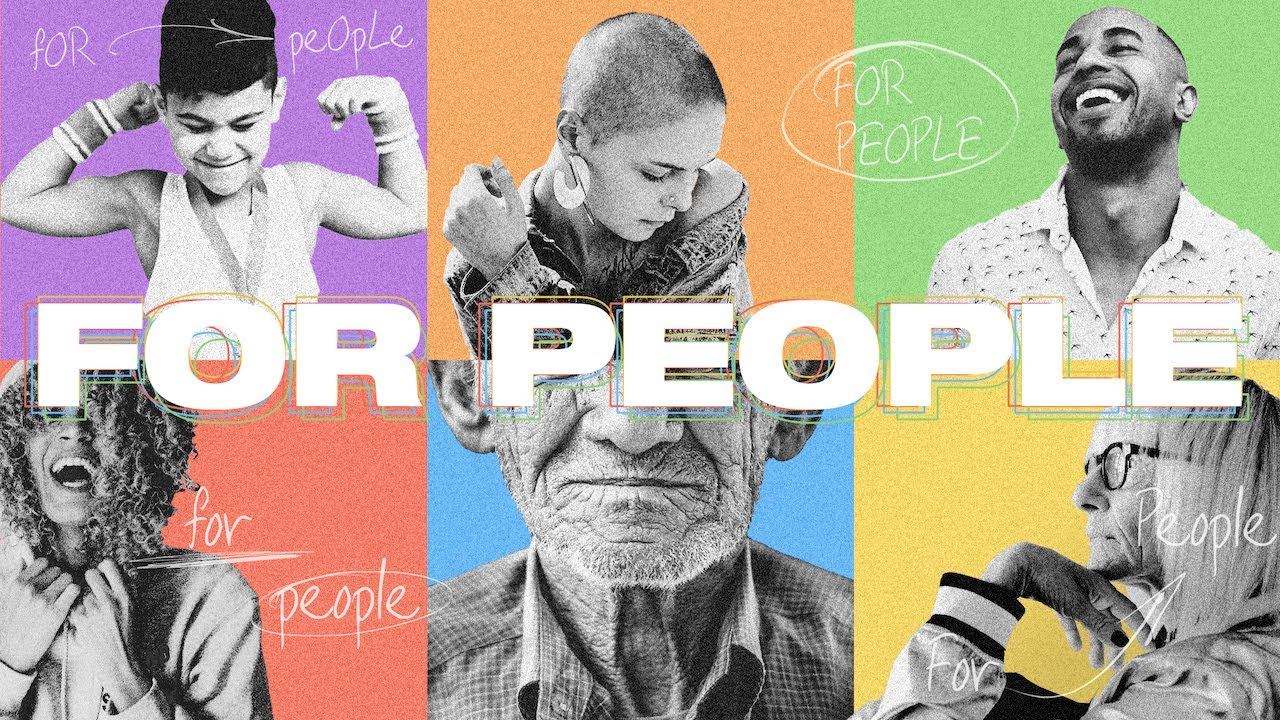 Sunday Service | Different People | For People