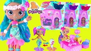 РУСАЛКИ + ПЕТКИНСЫ! Color Changing #Mermaids МЕБЕЛЬ ДЛЯ КУКОЛ ШОПКИНС! #Toys Сюрприз Игрушки