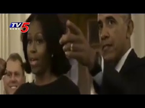 Barack Obama Emotional Thanks to Every Person and Workers in White House Before Leaving | TV5 News