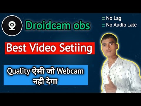 droidcam obs best settings   droidcam obs setup   obs studio tutorial 2021   vk adda 2.0 droidcam