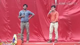 हिंदी सिनेमा के लगभग 40 से 50 बेहतरीन एक्टरों की मिमिक्री डॉ राजीव शर्मा एवं सनी कुमार की जुगलबंदी