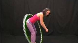 Hula Hoop Basics: Vol 3 : How to do the Booty Bump Hula Hoop Trick