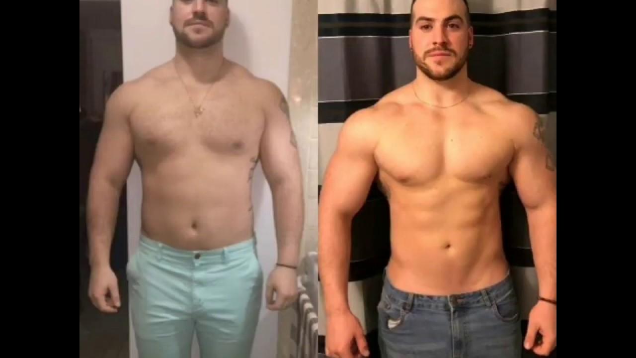12 Week Muscle Transformation. Week 12 of 12 - YouTube
