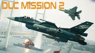 [Stream] Ace Combat 7 DLC Mission 2 - Anchorhead Raid - Blind Playthrough