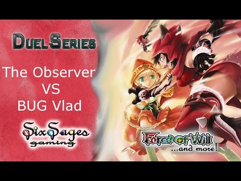 Six Sages Gaming Duel Series - The Observer vs BUG Vlad