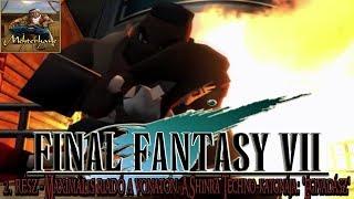 Final Fantasy VII. magyar végigjátszás 2. rész - A Shinra Techno-katonája: 'Égivadász'