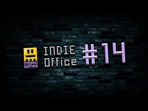 INDIE OFFICE #14 - Primeiro dia no Core Labs