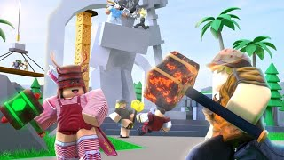 roblox Noob To Pro [NEW] 🔨 Hammer Simulator