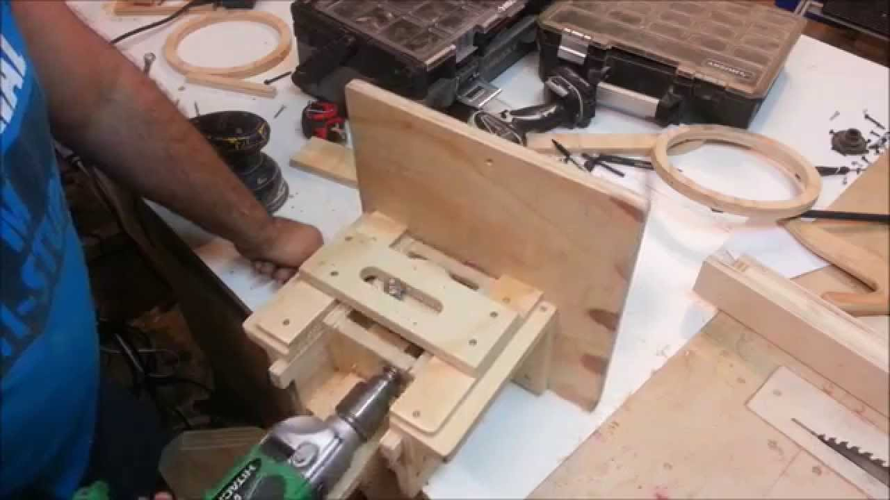 Homemade Oscillating Spindle Sander Drill Powered Youtube