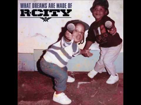 R. City ft Chloe Angelides - Make Up (Lyrics)