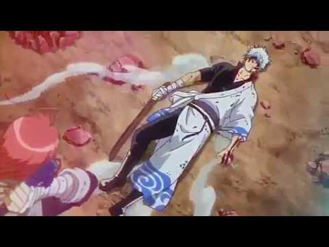 Gintama AMV Gintoki & Kagura Vs Kamui - Awakening