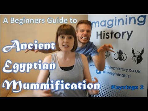 Ancient Egyptian Mummification - Everything You Need To Know at Keystage 2