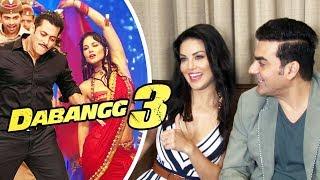 Salman Khan के Dabangg 3 में Sunny Leone का ITEM Number
