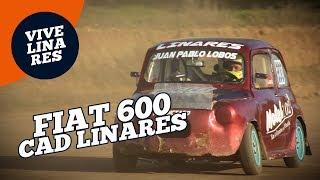 Primera Fecha Fiat 600 CAD Linares