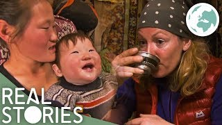 Life With Mongolian Nomads (Kate Humble Documentary) | Real Stories