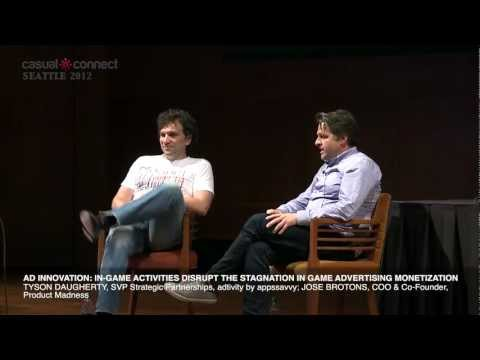 In-Game Activities Disrupt the Stagnation in Game Advertising Monetization   DAUGHERTY, BROTONS