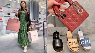 Collecting My Big Dior Birthday Gift & More Shopping | What's New In Chanel, Miu Miu, Gucci