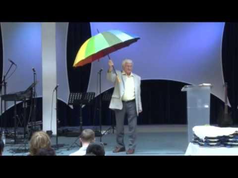Du brauchst einen Schutz - Predigt von Pastor Wolfgang Müller
