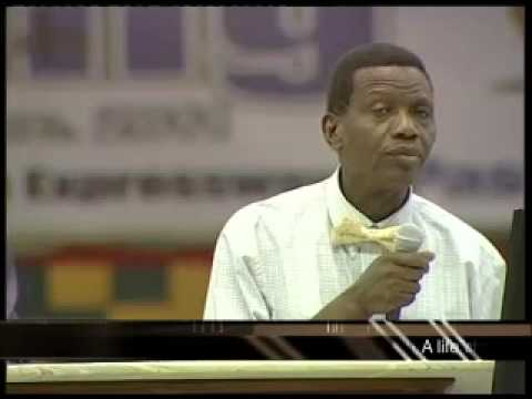 A New Thing by Pastor E A Adeboye