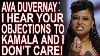 "As Kamala Sinks Black Shills Say, ""Shut Up And Vote!"""