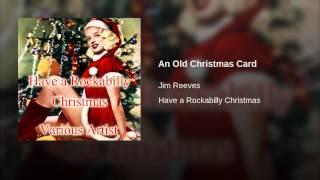 An Old Christmas Card