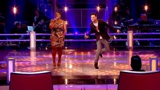 The Voice UK 2013 | Alex Buchanan Vs Letitia Grant-Brown: Battle Performance - Battle Rounds 3 - BBC