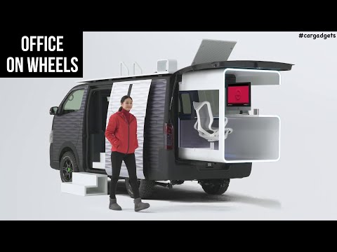 COOLEST NEW CAR GADGETS AND INVENTIONS 2021