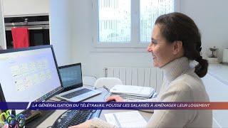 Yvelines | La généralisation du télétravail pousse les salariés à aménager leur logement