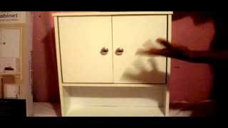 Reviewing Walmart Bathroom Wall Cabinet