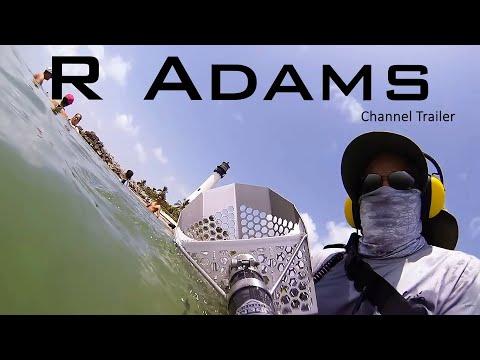 The R Adams channel - Rewind 2018