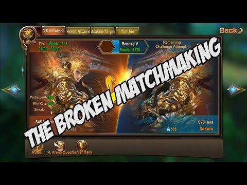 eternal crusade matchmaking