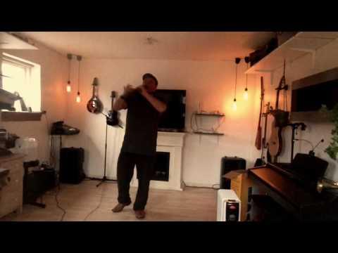 EWI 5000 Sound Demo LIVE Improvisation - Broken Heart