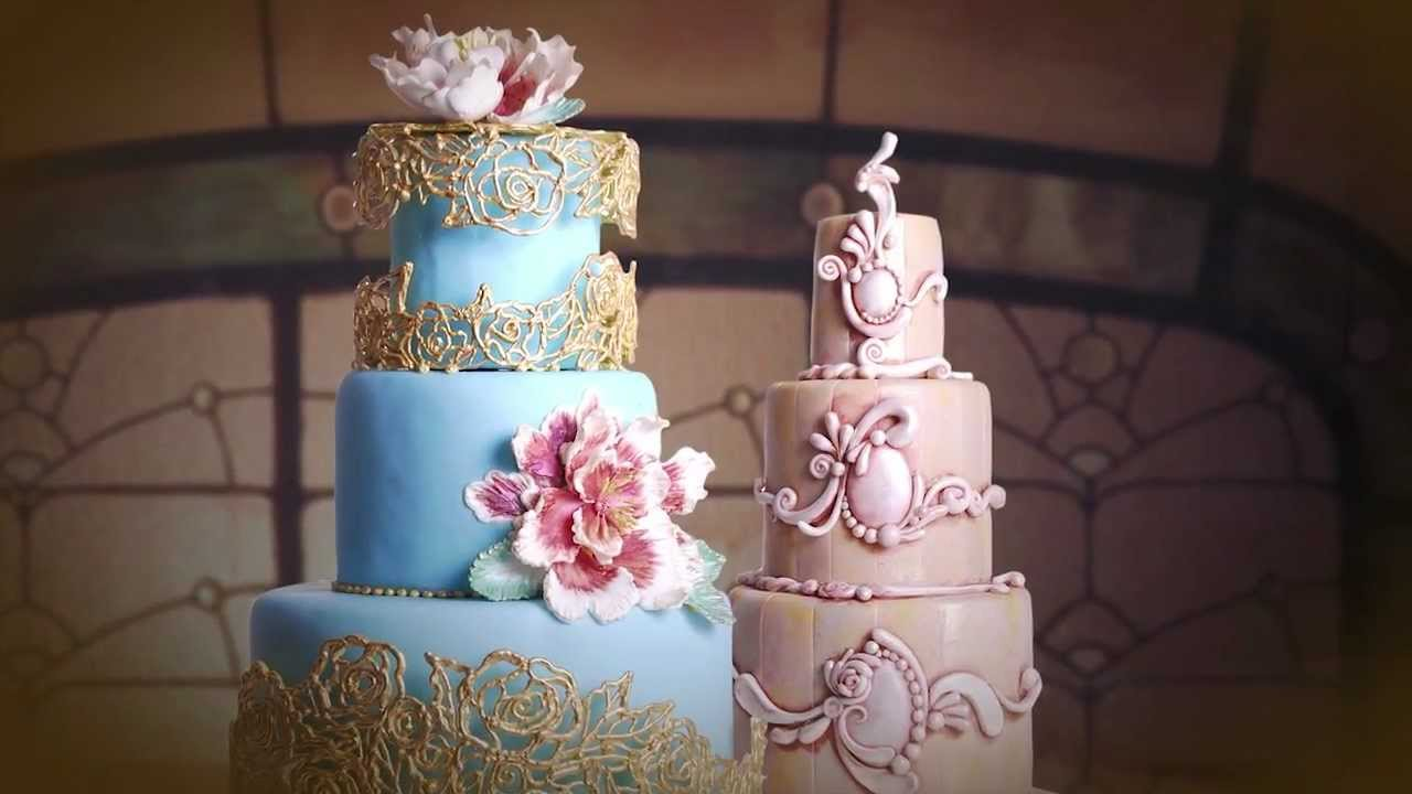 Vintage Cakes Modern Methods an Online Cake Decorating Class with