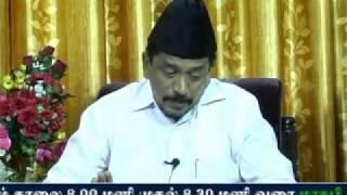 MaaNabi (Sal) avargal thantha Unmai Islam Ep:101 Part-1 (03/07/2011)