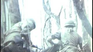 assault of hill 875 sw of dakto south vietnam